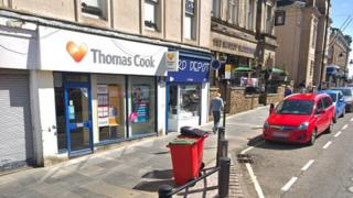 Thomas Cook in Airdrie