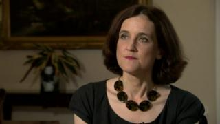 The Secretary of State for Northern Ireland Theresa Villiers says she has not seen a case for an All-Ireland Brexit forum