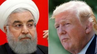 ایران امریکہ کشیدگی