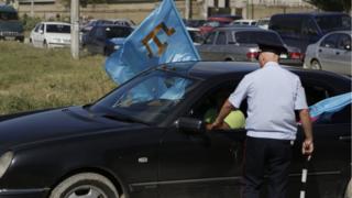 крым, крымские татары