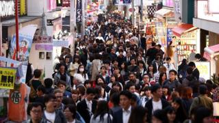 جمعیت ژاپن