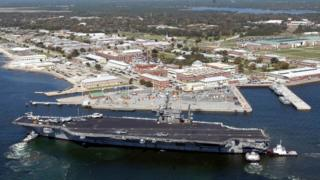 Pensacola taking pictures: Saudi pupil kills three at US naval incorrect thumbnail