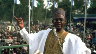 Shehu Shagari