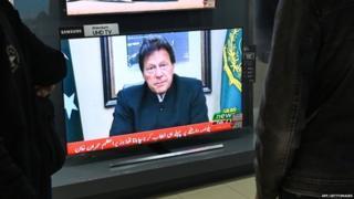 इमरान ख़ान, प्रधानमंत्री पाकिस्तान
