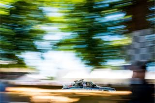 in_pictures On the hill at Goodwood