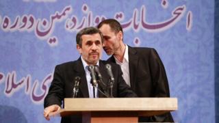 احمدی نژاد بقایی