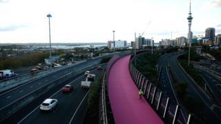 Городская инфраструктура Окленда постоянно улучшается