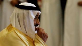 الملك السعودي سلمان
