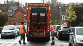 , Coronavirus: Cleaners and bin collectors 'don't feel safe'