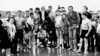 Porthcawl swim