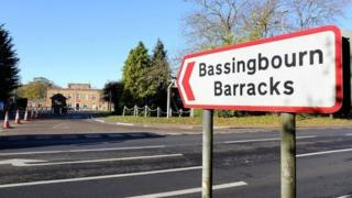 Bassingbourn Barracks