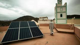 solar panel sufis