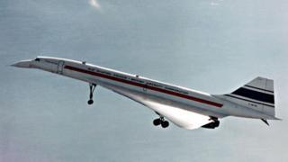 Літак Конкорд