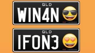 Queensland, emoji