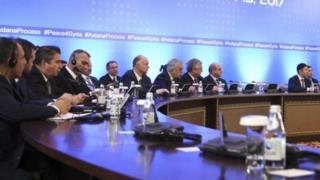 Переговори в Астані