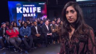 knife wars audience