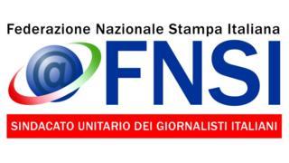 İtalyan Basını Ulusal Federasyonu (FNSI) logosu