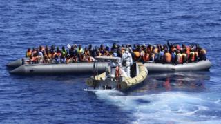 Wahamiaji wa Libya