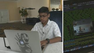 فتى في الثالثة عشر من العمر يمكنه قرصنة أي جهاز متصل بالإنترنت!