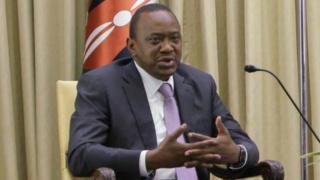 Uhuru Kenyatta a lancé un appel au calme