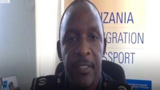 Ally Mtanda,Msemaji mkuu wa idara ya uhamiaji nchini Tanzania
