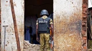 Polisi Uganda