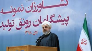 حسن روحانی، رئیس جمهوری
