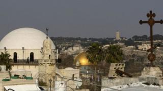 Mji wa Jerusalem