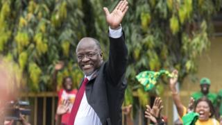 Prezida wa Tanzania, John Magufuli