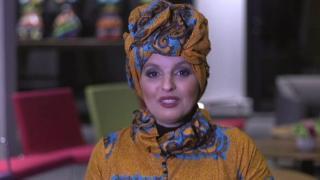 La styliste Zaineb El kadiri veut donner un coup de neuf aux vêtements traditionnels du Maroc.