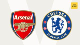 Arsenal v Chelsii