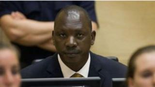 Thomas Lubanga yari umukuru wa Union des Patriotes Congolais
