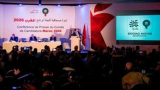 Morocco imezindua kampeni yake ya kuandaa mashindano ya kombe la dunia ya 2026 mjini Casablanca.