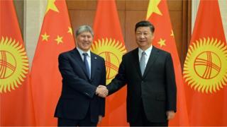 Президент Алмазбек Атамбаевдин Кытайга болгон иш сапары жыйынтыкталып, бир нече келишимдерге жетишилди