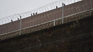 тюрьма в Лондоне
