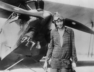 امیلیا ارهارت در زمان حیاتش یکی از مشهورترین زنان در دنیای غرب بود