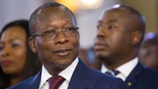Président Patrice Talon du Bénin