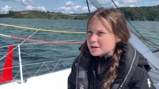 Greta Thunberg supports Cardiff climate change centre