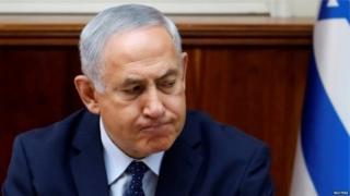 La police israélienne déclare avoir réuni assez de preuves de la culpabilité de Benjamin Netanyahu pour corruption.