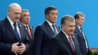 """Бээжиндеги """"Бир алкак - бир жол"""" экинчи форумуна президенти Сооронбай Жээнбеков да катышууда"""