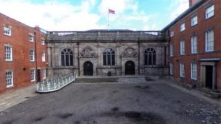 Samuel Dodsworth Derbyshire magistrates