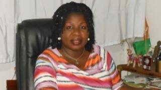 Silvie Memel-Kassi directrice du musée des civilisations de Côte d'Ivoire