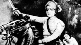 झांसी की रानी, लक्ष्मी बाई