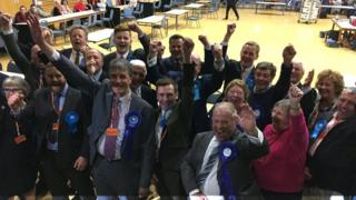 Conservative group North East Lincolnshire