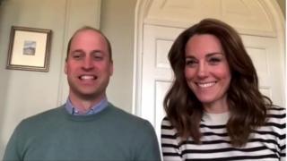 environment The Duke and Duchess of Cambridge