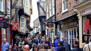 York's Shambles