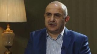 """Tanınmamış """"Dağlıq Qarabağ Respublikasının sabiq müdafiə naziri"""" Samvel Babayan"""