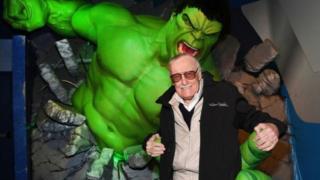 Stan Lee ne ya rubuta labarin fim din Spiderman da The incredible hulk da kuma Captain America