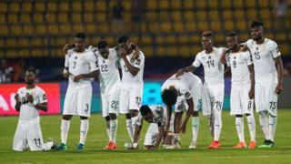 Ghana vs Tunisia: Coach Kwesi Appiah blame Black Stars exit on VAR