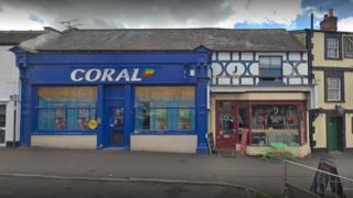 Coral shop on New Road, Chippenham
